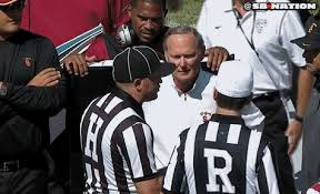 CFB Selection Committee Member Pat Haden