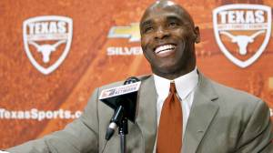 University of Texas Introduces Charlie Strong